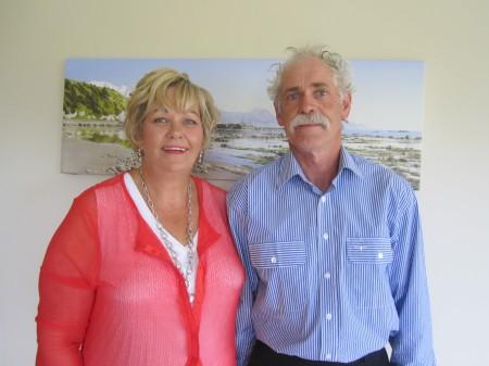 John & Gina McInnes